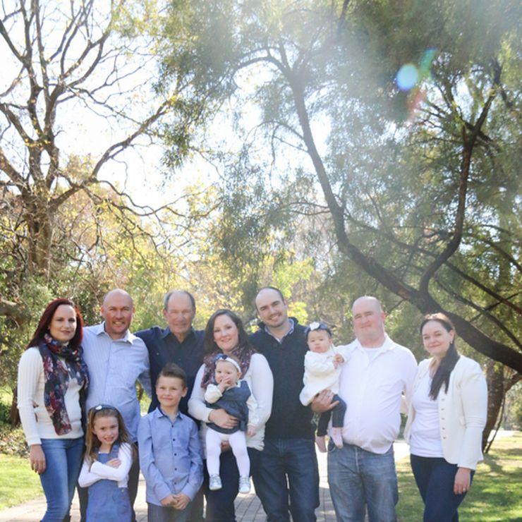 De Bruijn Family