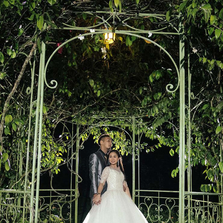Seiji and Ayie Wedding