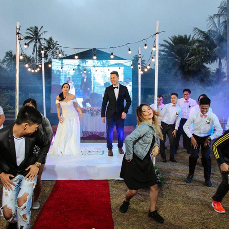 Mark and Riza Wedding