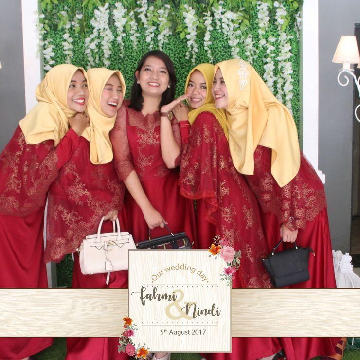 FAHMI & NINDI WEDDING