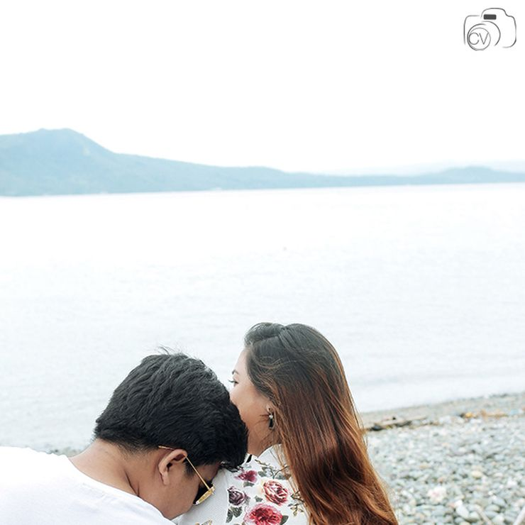 Kenneth and April Pictorial