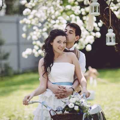 Spring real weddings